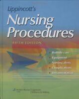 Lippincott's Nursing Procedures (Springhouse, Nursing... by Springhouse Hardback