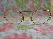 Vintage AO American Optical Cortland Octagon Eyeglasses Eyeglass Frame