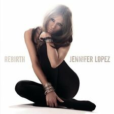 JENNIFER LOPEZ Rebirth 2005 12-track CD album BRAND NEW