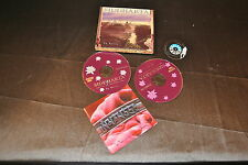 BOX 2 CD SIDDHARTA  SPIRIT OF BUDDHA BAR RAVIN FRANCE GEORGE REC 2003