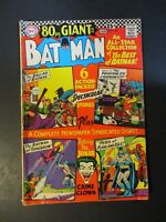 DC Comics  Batman # 187 / Giant Best of Batman 1966 Vintage Old Comic Book