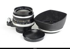 Lens Zeiss  Auto  Flektogon 2.8/35mm No6311034 With Shade Hood  for Exakta Mint