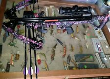 CARBON EXPRESS COVERT 34 HOT PURSUIT CROSSBOW READY-TO-HUNT Brand New PINK CAMO