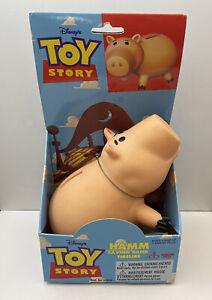 Vintage Toy Story Hamm Savings Bank Thinkway Toys NEW RARE