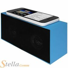 TOUCH SPEAKER PRO SMART PHONE iPhone MP3 NFC Wireless Speaker - BLUE