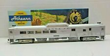 ATHEARN #2176 HO SCALE POWERED RDC-3 RTR POWERED SANTA FE UNTED STATES MAIL CAR