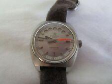Retro Rare Aquastar Geneve Regate Automatic Men's Wristwatch