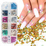 Nail Glitter Sequins Holographic Laser Butterfly Flakes Nail Art 3D Decoration