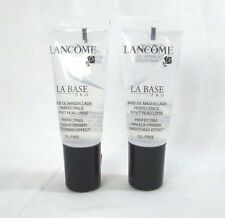 Lot/2 Lancome La Base Pro Perfecting Makeup Primer Soothing Effect ~ 0.23 oz ~