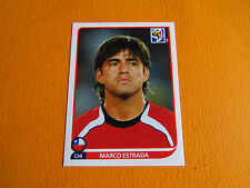 631 ESTRADA CHILE CHILI PANINI FOOTBALL FIFA WORLD CUP 2010 COUPE DU MONDE