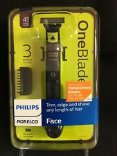 Philips OneBlade Hybrid Electric Trimmer and Shaver, QP2520/70