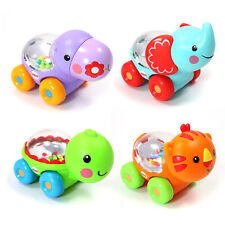 Fisher Price Poppity Pop Animal Crawl Play Toy for Baby Infant Toddler (6M+)