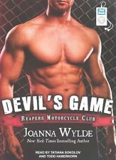 Devil's Game (Reaper's MC) by Wylde, Joanna