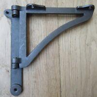 TABLE LEAF SWIVEL BRACKET folding drop worktop shelf support bracket cast iron