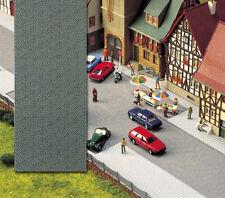 Busch 6031 NEW HO 80MM X 2M COBBLED STREET ROLL