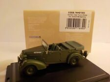 Oxford Diecast 76HST002 Humber Snipe Tourer Victory - General Montgomery 1 76