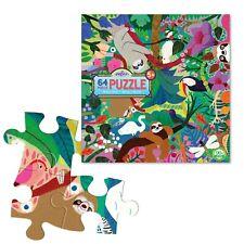 Eeboo 64 Piece Puzzle - Sloths At Play