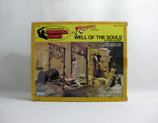 NEW 1982 Indiana Jones ✧ Well of the Souls ✧ Vintage Kenner Playset MISP
