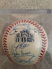 2000 MLB ALL STAR FUTURES TEAM 23 AUTOGRAPH BASEBALL JOSH HAMILTON TOPPS COA