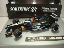 SCALEXTRIC MINARDI F1 FERNANDO ALONSO 1/32 SPECIAL EDITION DON´T LOOSE