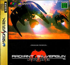Radiant Silvergun (Sega Saturn, 1998)