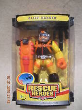 Rescue Heroes 2004 Collectors Edition Cliff Hanger