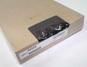 Ikea Kivik Corner Section Cover Only Borred Dark Brown Slipcover 703.429.53 New
