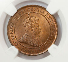 CANADA CENT 1902 NGC MS64BN