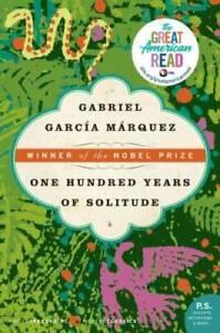 One Hundred Years of Solitude (Harper Perennial Modern Classics) - GOOD