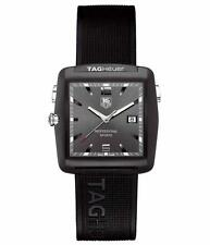 BRAND NEW TAG HEUER PROFESSIONAL WAE1113.FT6004 TIGER WOODS GOLF RUBBER WATCH