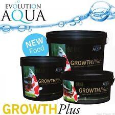 Evolution Aqua Growth Plus Koi Food Pellets 5-6mm 2kg