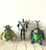 Ben 10 Classic Figures Eatle Khyber Toepick Figurines Toys Collectables