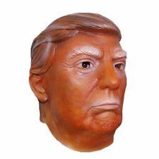 NUOVO! Lattice DONALD Trump Maschera Halloween, PRESIDENTE, costume, feste, Costume