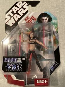 Star Wars 30th Anniversary Maris Brood The Force Unleashed 3.75-Inch Figure