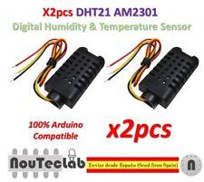 2pcs DHT21 AM2301 Digital-output Relative Humidity & Temperature Sensor Module