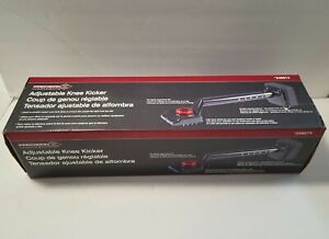 Precision Components  Adjustable Knee Kicker Carpet Stretching Tool USED TWICE!