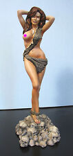 "Jimmy Flintstone ""Cave Girl"" Resin Figure Kit - LF19"