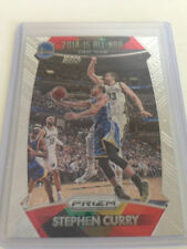 Stephen Curry Not Autographed NBA Basketball Trading Cards