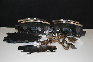 45022SEPA61 - ACURA OEM 2004-2008 TL TYPE-S BREMBO FRONT BRAKE PADS