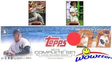 2012 Topps Baseball 667 Card Factory Set-2 BRYCE HARPER RC+Mick Mantle REFRACTOR