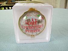 2010 Roman Keepsake Ornament Our Christmas Prayers.