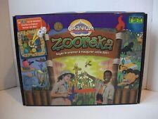 Cranium Zooreka French Francais Board Game Complete