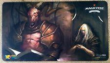 Demonic Tutor - Magic the Gathering MagicFest GP Staff Judge Playmat *rare*