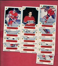 (15) ST HYACINTHE LE LASER  1991-92  LHJMQ NRMT  CARD