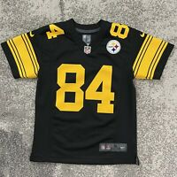 Nike NFL Pittsburgh Steelers Antonio Brown Football Jersey Youth Small