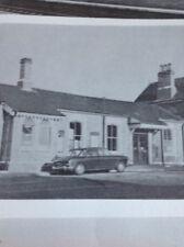 Ephemera Book Picture Leagrave Station 1970 Restored Mr1315