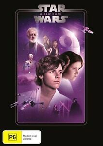 Star Wars - Episode IV - A New Hope | New Line Look DVD