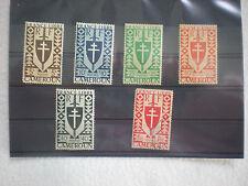 Cameroun -  Franc Libre   - div. alte Briefmarken