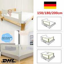 Bettschutzgitter Rausfallschutz Bettgitter Baby Bettgitter Bett 150/180/200cm DE
