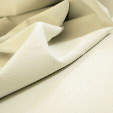 Tessuti e stoffe bianche di pelle per hobby creativi
